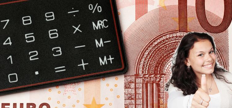 wie viel Kredit können Sie sich leisten
