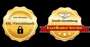 Sofortkredit mit bester Kundenbewertung